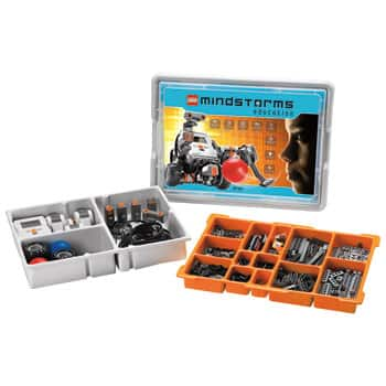 LEGO MINDSTORMS Education NXT, NXT Base Set, 50% off $159.98 +tax+shipping