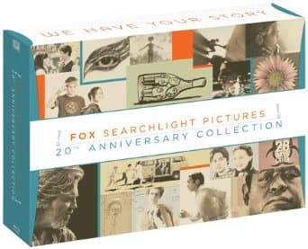 Fox Searchlight Pictures 20th Anniversary Collection (21-Disc Blu-ray Set) $70 + Free Shipping