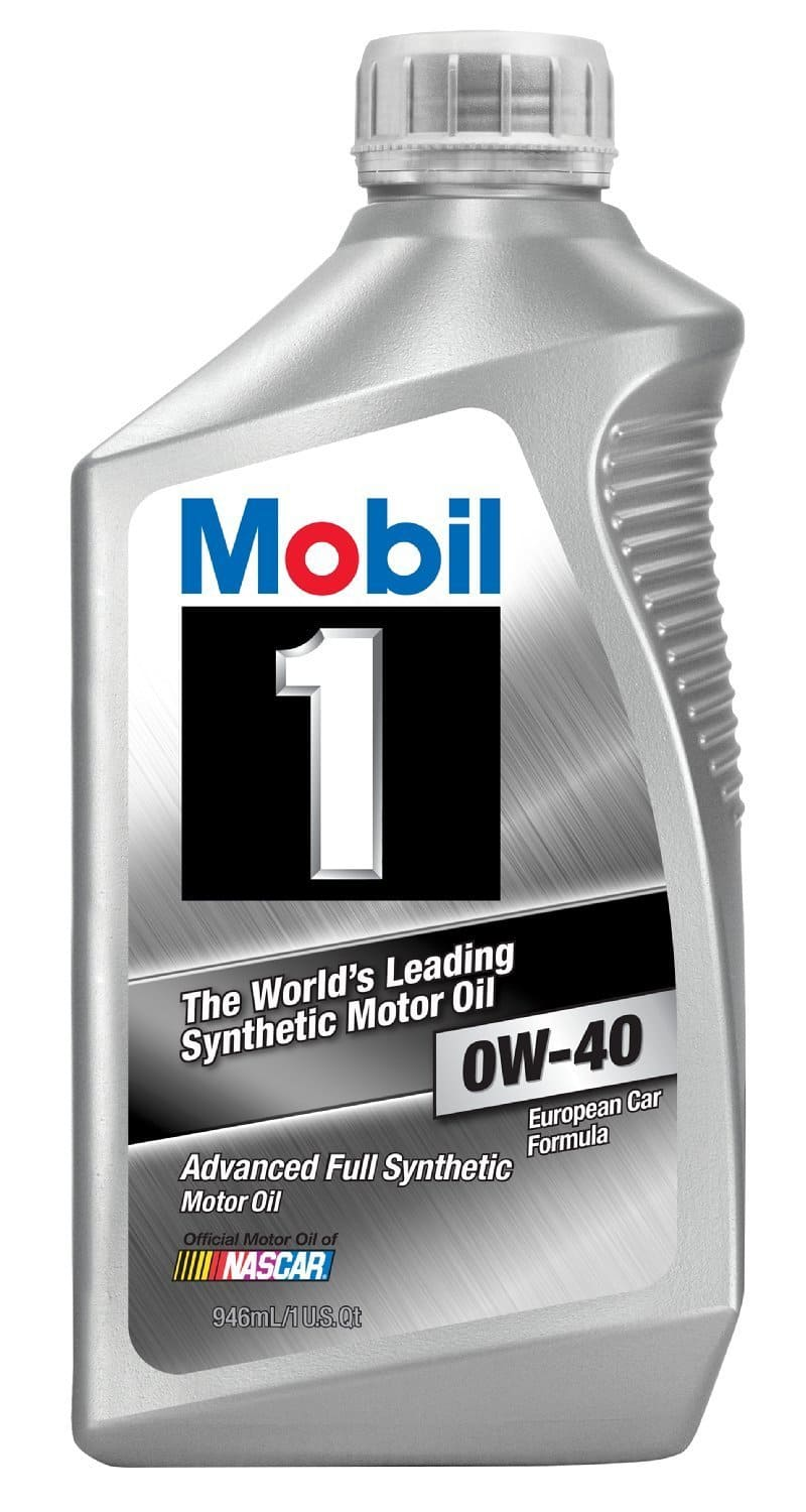 Mobil 1 96989 0W-40 Synthetic Motor Oil - 1 Quart (Pack of 6) $27.99 shipped and K&N PS-7010 Pro Series Oil Filter $5.99 add-on for Amazon Prime members