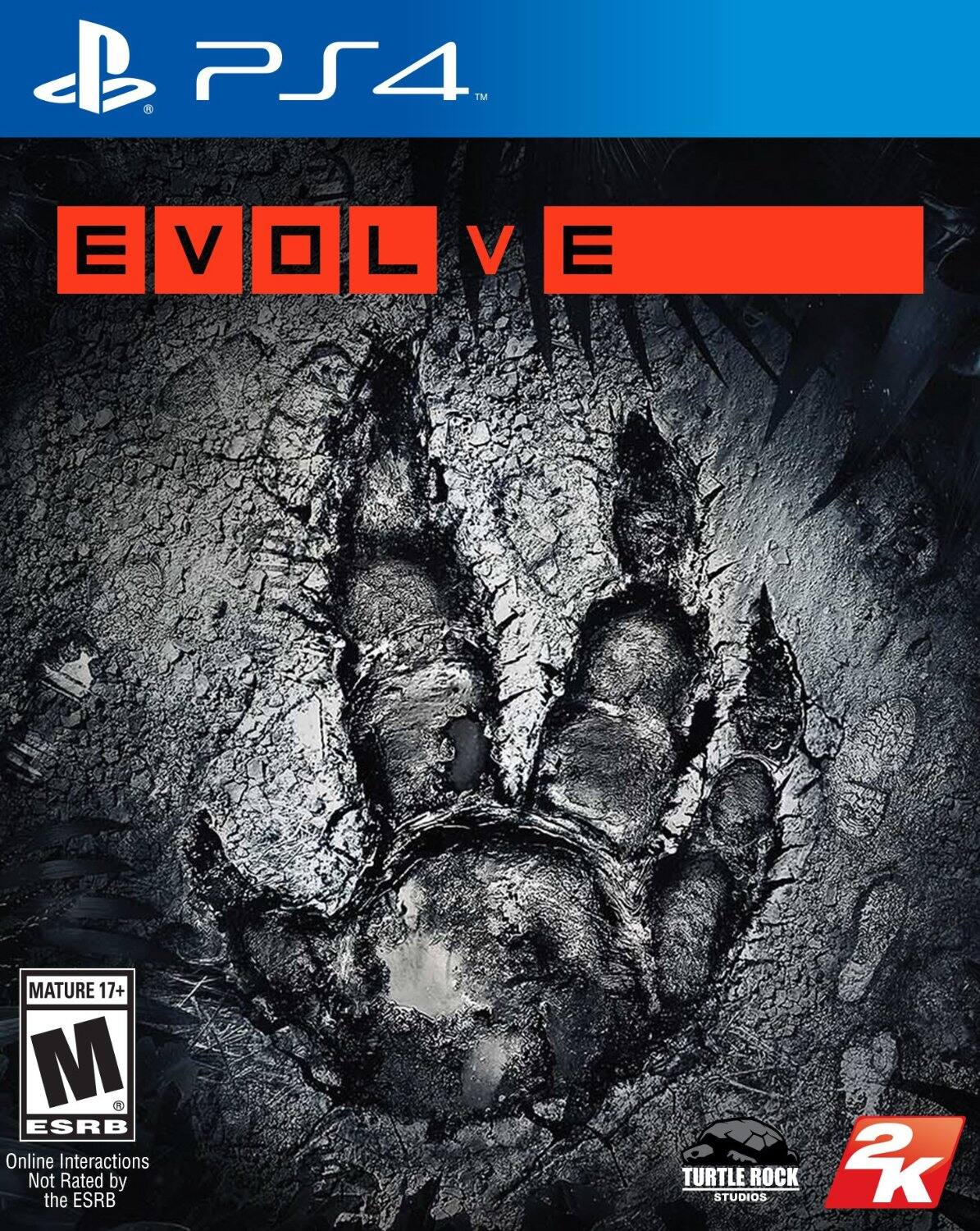 Evolve (PC, Xbox one, ps4) $10 (or $8 with GCU)