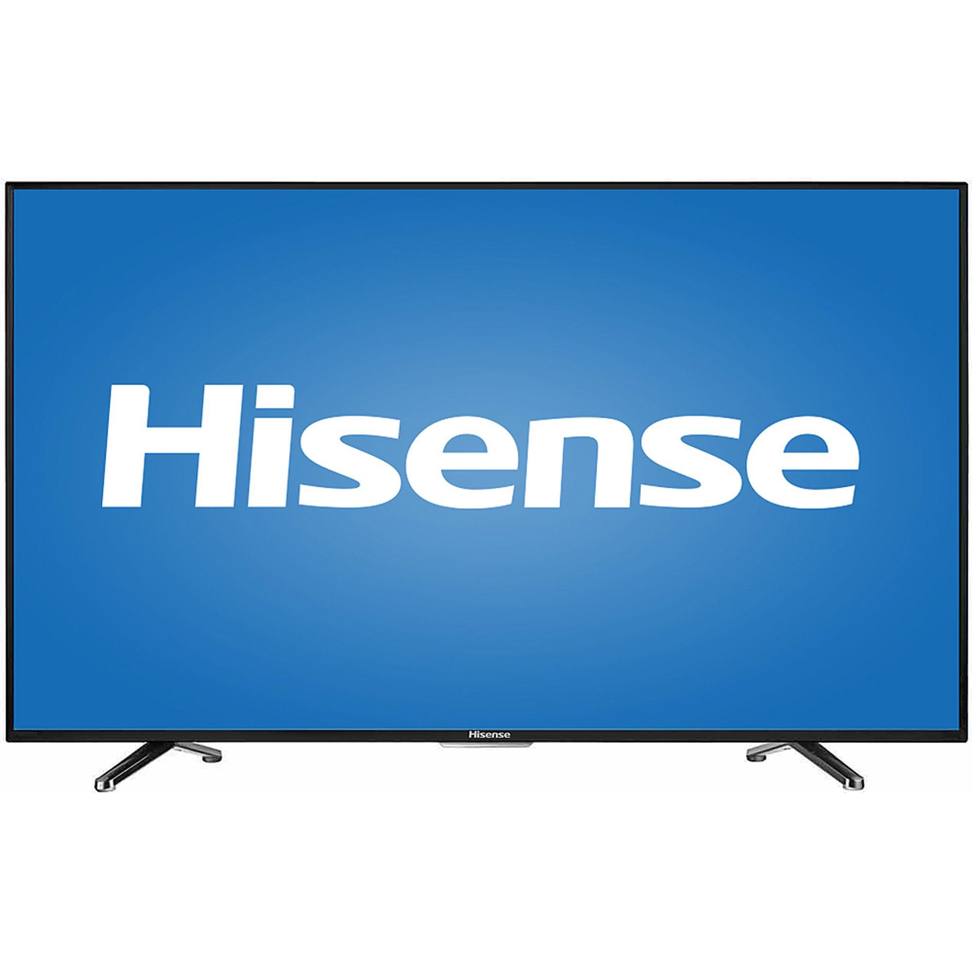Walmart, $369.99, 55 inch Hisense 1080p Smart HDTV (55H6B)