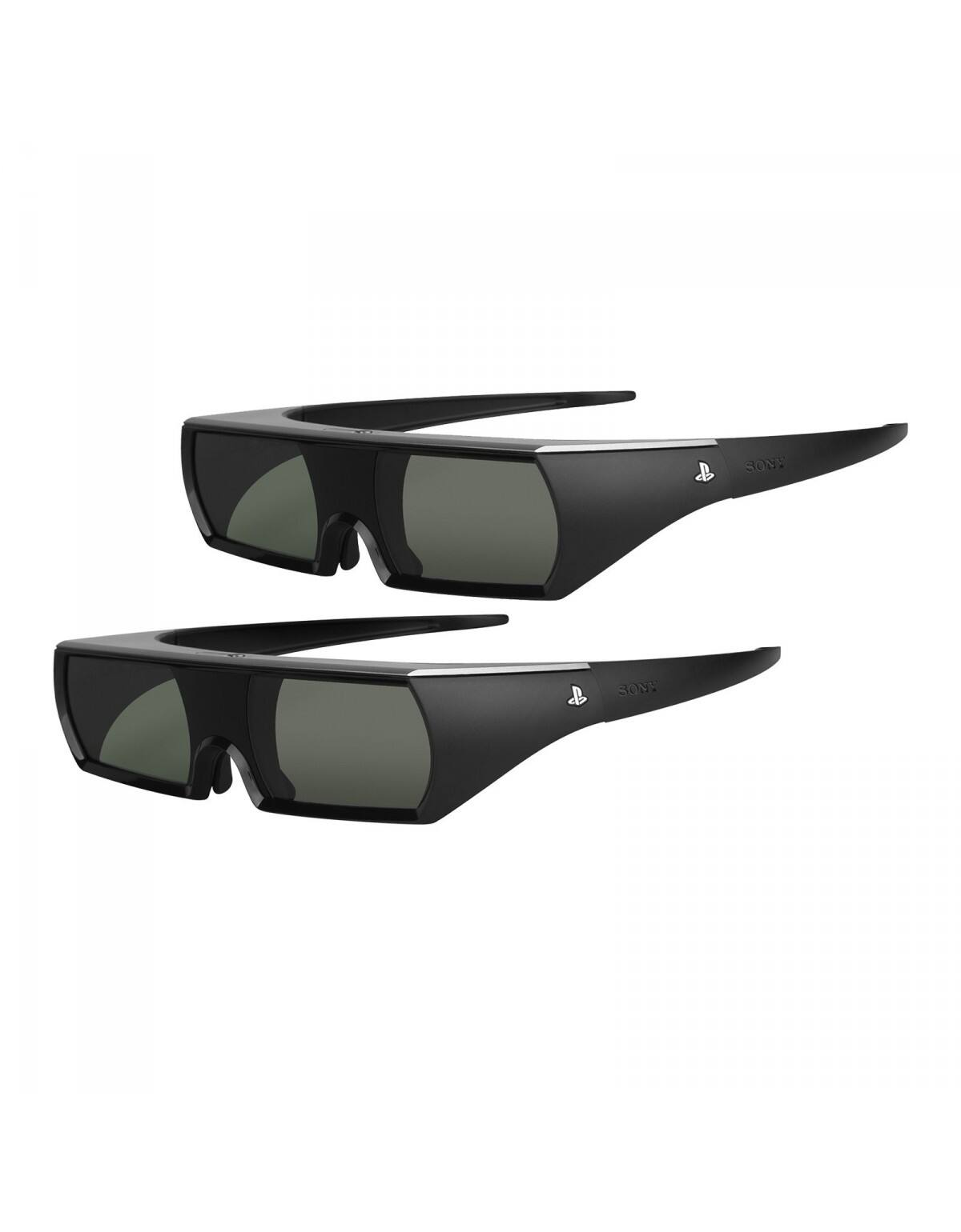 2-Pack Sony Playstation 3 Active Shutter 3D Glasses (New Bulk) $20 + Free Shipping!