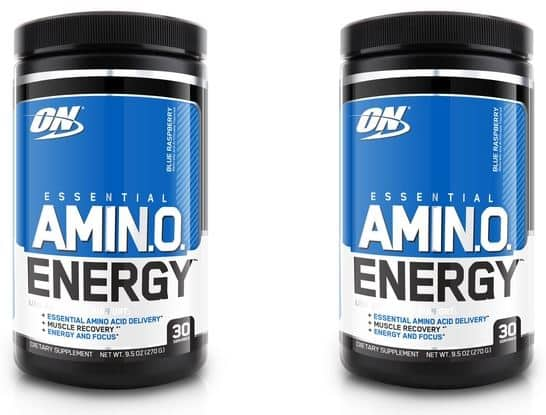 New Groupon Customers: 2-Pack Optimum Nutrition Amino Energy Supplement  $24