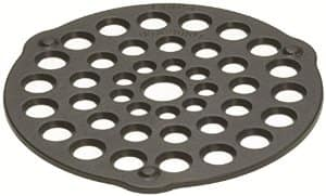 Lodge L8DOT3 Pre-Seasoned Cast-Iron Meat Rack/Trivet, 8-inch $7.83 with prime