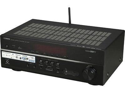New Yamaha RX-V579 7.2-Channel Network AV receiver with Built-in Wi-Fi and Bluetooth - $297 + free shipping (NEWEGG via eBay)