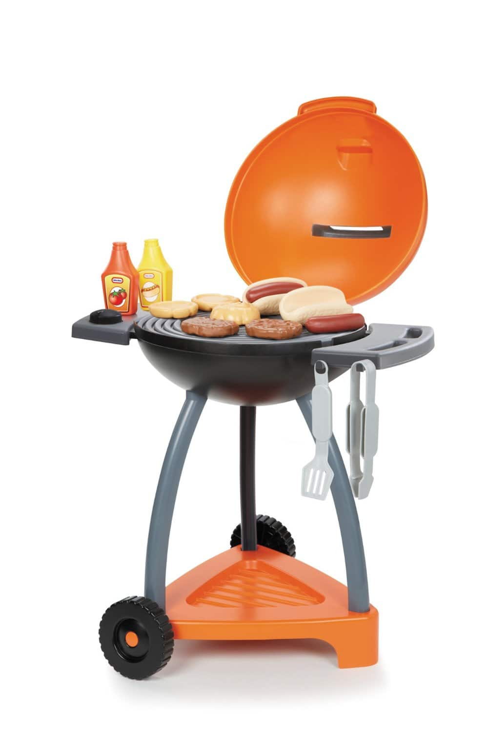Little Tikes Sizzle & Serve Grill for $18 with free shipping *Kohl's Cardholders*