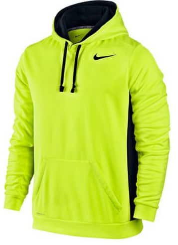 Nike Men's KO 3.0 Therma-FIT Pullover Hoodie $26 + free shipping (blue lagoon or volt only)