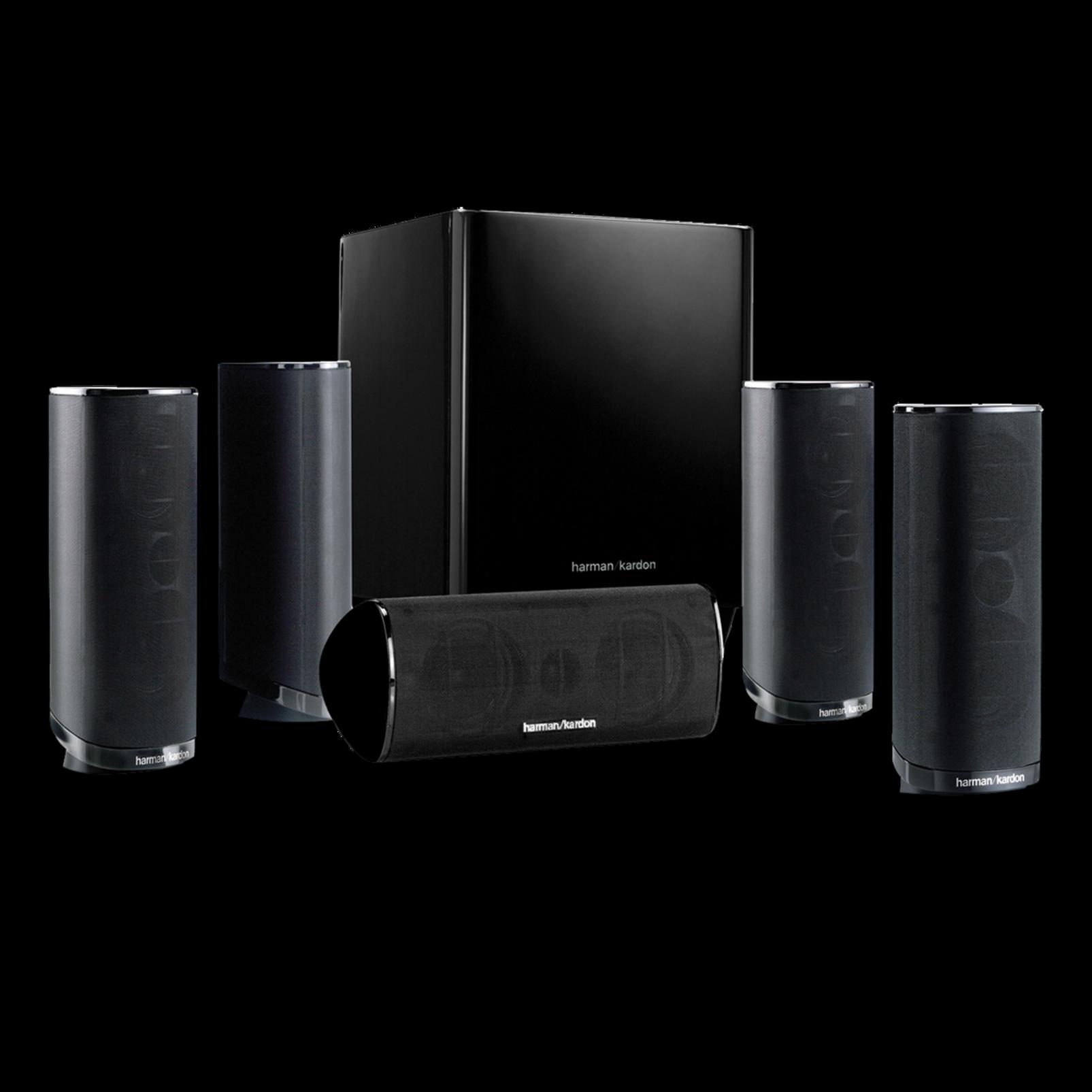 Harman Kardon HKTS 16 5.1-Channel Home Theater Speaker System  $185 + Free Shipping