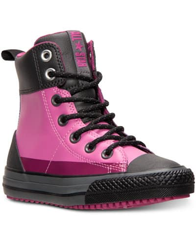 Converse Big Girls' Chuck Taylor Asphalt Boots  $20 & More + Free S&H on $25