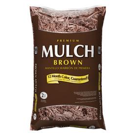 $2 Premium 2-cu ft Dark Hardwood Mulch (Valid from 04/272016 to 05/02/2016)