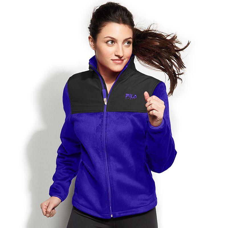 Kohls Cardholders: 2 x Fila Women's Sport Fleece Jackets $18.90 + Free Shipping