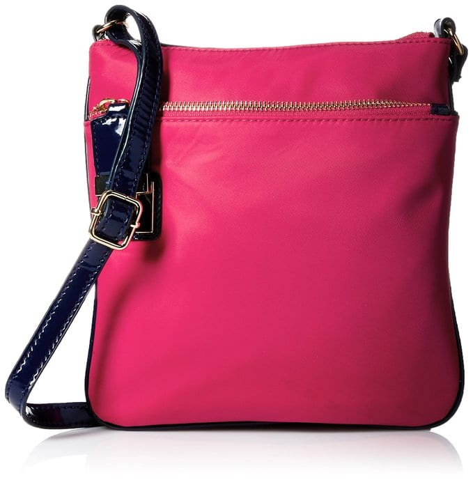 Tommy Hilfiger Crossbody Bags from $20, Tommy Hilfiger Tote Bag $34, Kate Spade from $35, T-Shirt & Jeans Brand Bags from $18 & more at Amazon