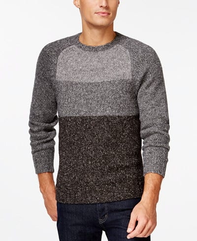 Men's Big and Tall Apparel Sale: Sweaters, Pullovers, Fleece Jackets, IZOD Pique Polo $7.50 each, More  + free shipping on $25+