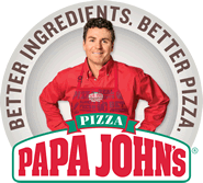 Papa Johns Large FIVE Topping Pizza $10, upgrade to XL for $12-13 ymmv on all areas.