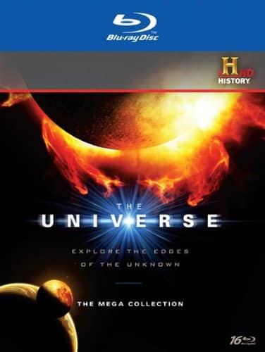 The Universe: The Mega Collection [Blu-ray] $44.99 fs @ amazon