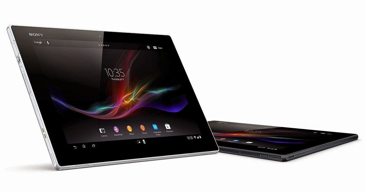 Sony Xperia Z2 32GB 4G LTE GSM Unlocked + Verizon Android Tablet (Refurbished) $160 + Free Shipping! (eBay Daily Deal)