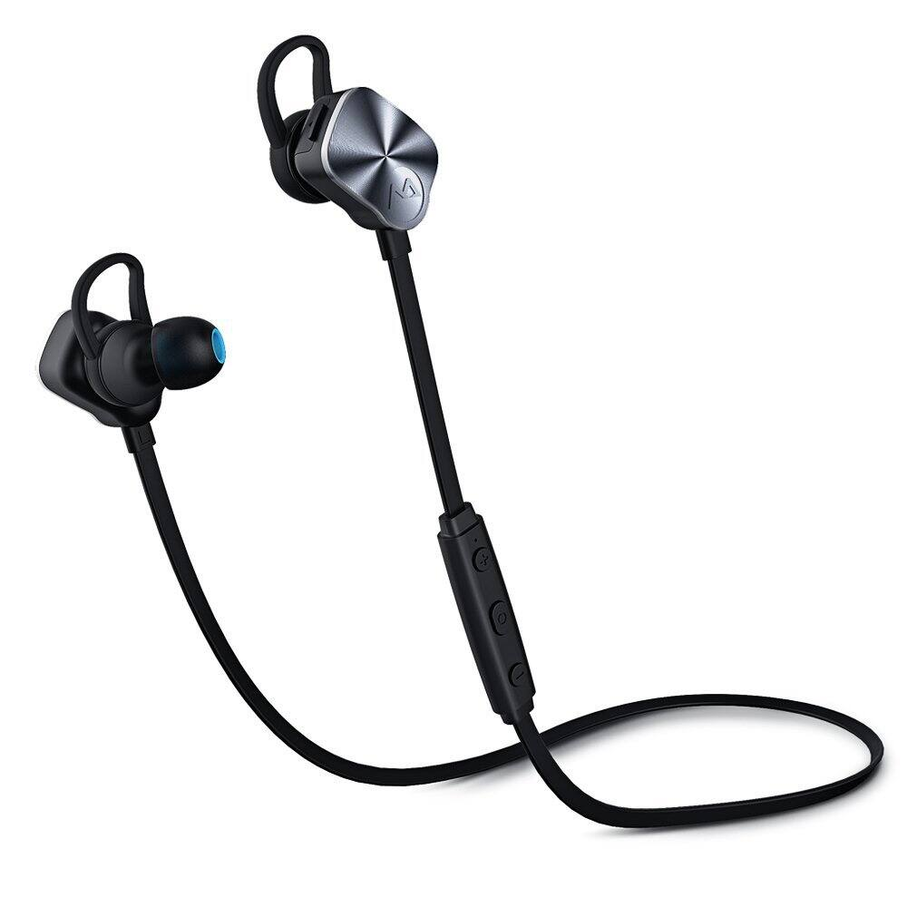 Mpow Wolverine Bluetooth 4.1 Sports Headphones  $15