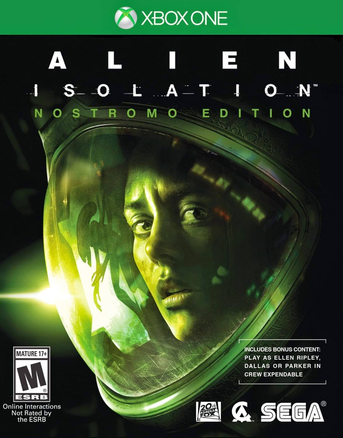 Alien: Isolation Xbox One @ Microsoftstore.com $9.99 + Free Shipping