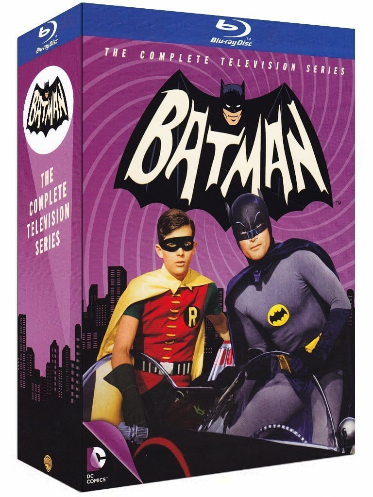 Batman: The Complete Television Series (Blu-ray) $32.80 Shipped