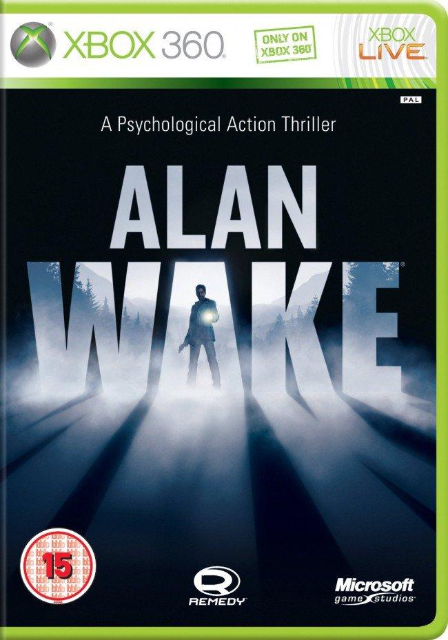 Alan Wake Digital Download - $2.87