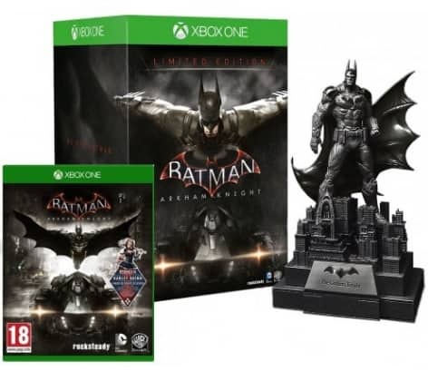 Batman: Arkham Knight: Limited Edition (Xbox One)  $60 + Free Shipping