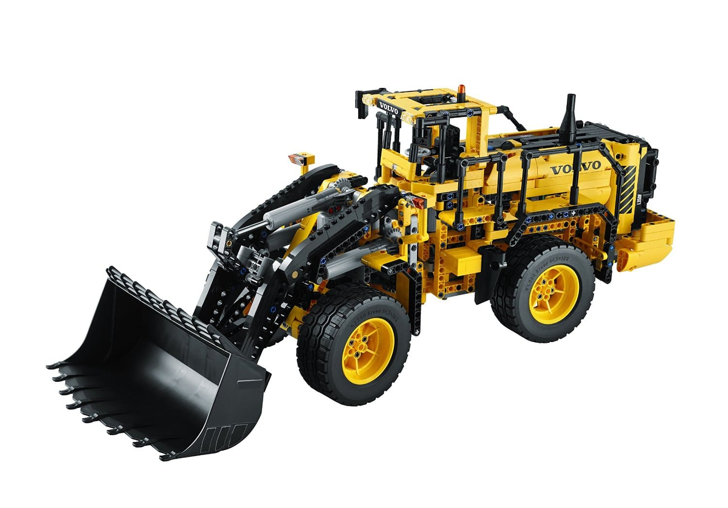 LEGO Technic: Volvo L350F Remote Controlled Wheel Loader  $195 & More + Free S&H