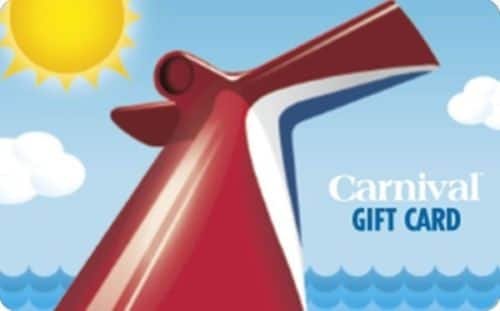 Travel Gift Cards (Email Delivery): Select Airlines & Cruise Lines: Spend $200+  Get 15% Off