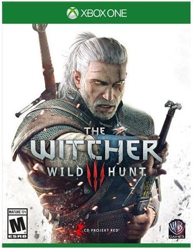 The Witcher: Wild Hunt (Xbox One) $19.99 ($15.99 w/ GCU) + Free Store Pickup