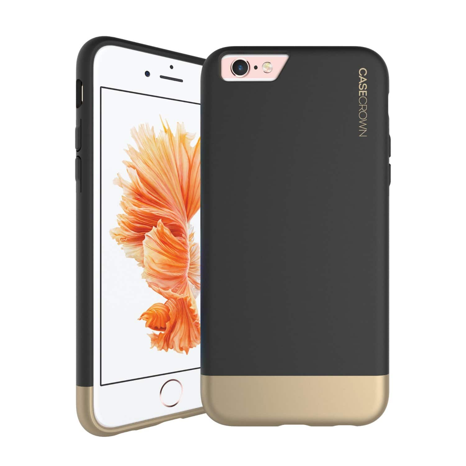 CaseCrown: iPhone 6/6+/6s/6s+ Case (various styles)  $3 & More