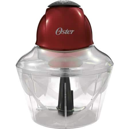 Oster Top Chop 4-Cup Chopper, Red for $7 (Originally $15) + free pick up