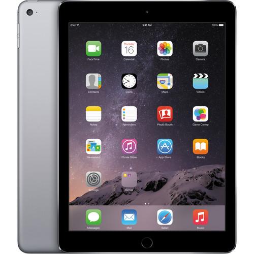 Apple 128GB iPad Air 2 Wi-Fi Space Gray, Silver, or Gold $499 w/ Free Case @ B&H Photo w/ Free Shipping