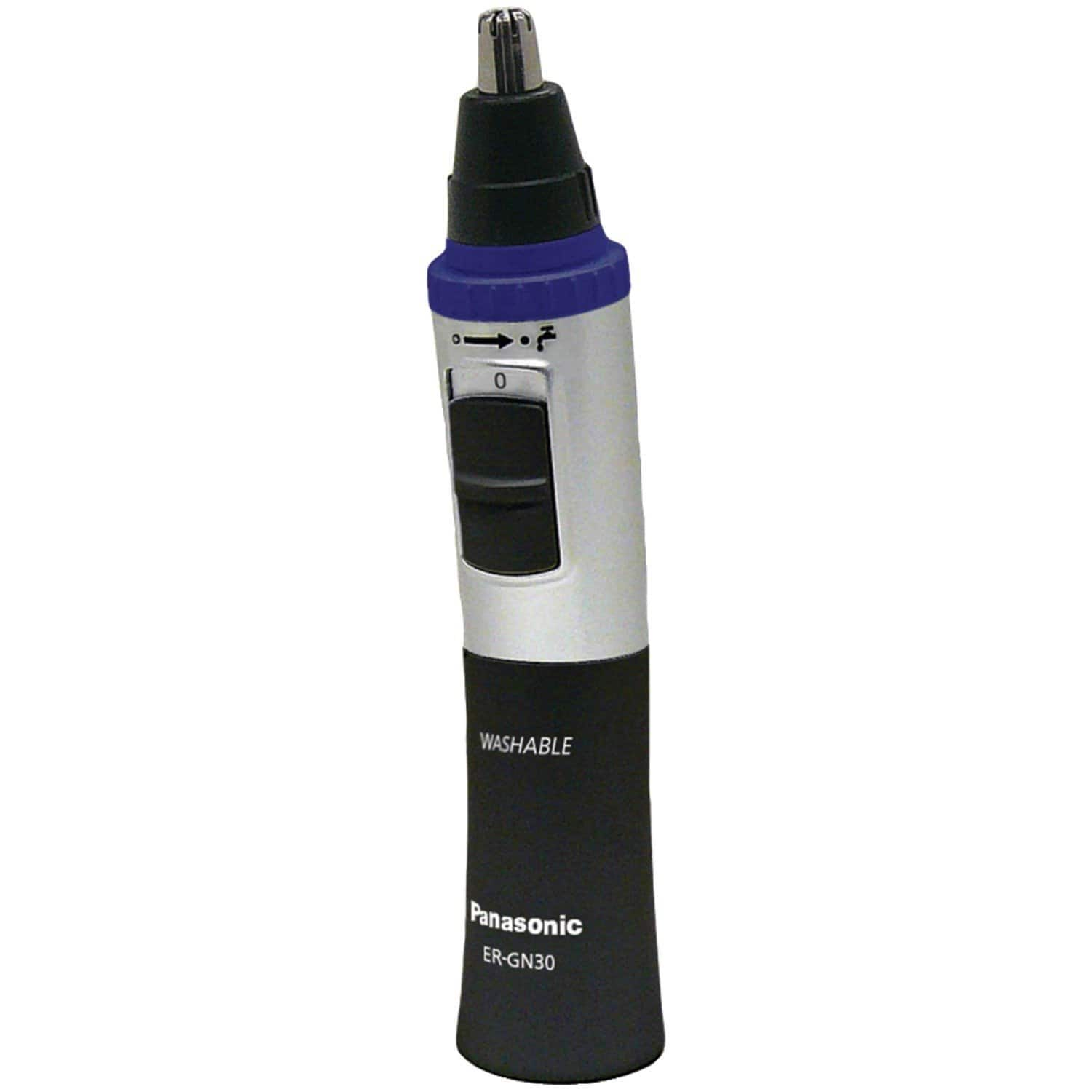 Panasonic Vortex Wet/Dry Facial, Nose, & Ear Hair Trimmer $7.99 w/ Best Buy EDU Coupon + Free Store Pickup