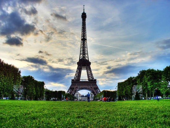 FLIGHT: $442-492 PARIS, France from Washington DC, NYC (Newark), Chicago. R/T all in on United