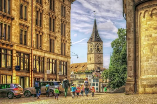 Many US Cities to Zurich, Switzerland and Frankfurt, Germany From Only $414 Roundtrip!