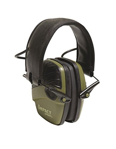Howard Leight Sport Sound Amplification Electronic Earmuff $34.92