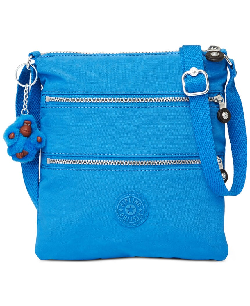 Kipling Handbags: Keiko Crossbody $16.79, Angie Crossbody $24.50, Adrienne Crossbody $21, More + $4 Shipping or Free Store Pickup at Macys