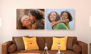 """Groupon - Two 16""""x20"""" Gallery-Wrapped Canvas Prints from Canvas On Demand - $35 + Free Shipping"""
