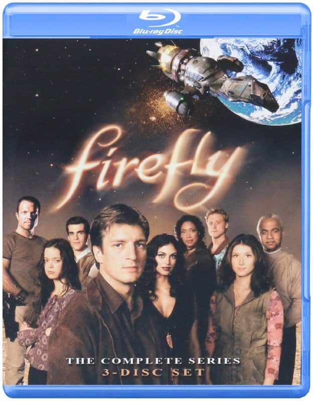 Firefly: The Complete Series (Blu-ray)  $13 + Free In-Store Pickup