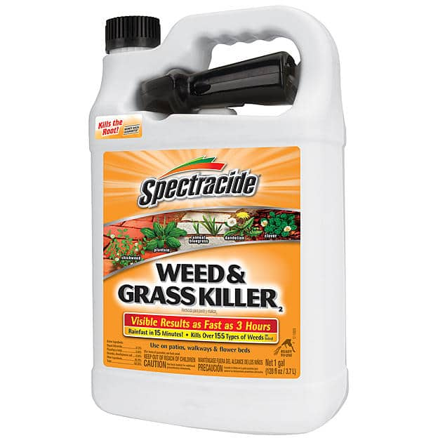 Spectracide® Weed & Grass Killer 128 oz $4.99 -$3.10 back SYWR Max - Pickup Only