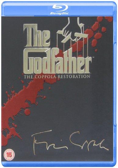 The Godfather Trilogy: Coppola Restoration (Blu-ray) $17.40 Shipped