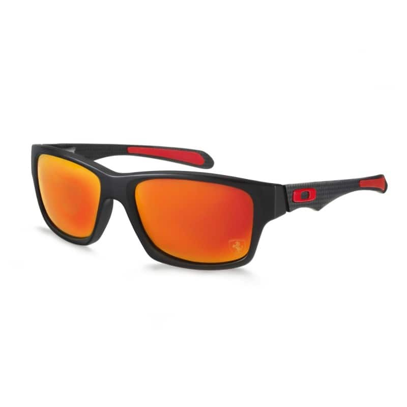 Oakley Jupiter Carbon Scuderia Ferrari Polarized Sunglasses  $155 + Free S/H