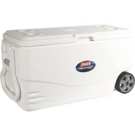 Coleman 100 qt Xtreme 5-Wheeled Cooler $49.99 Walmart