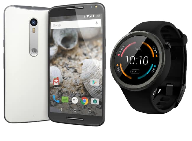 64GB Motorola Moto X Pure Edition Unlocked Smartphone (Various Colors) + Motorola Moto 360 Sport Smartwatch (2nd Gen) $399.99 + Free Shipping
