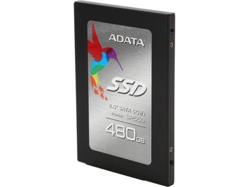 """480GB ADATA Premier SP550 2.5"""" SATA III TLC Internal Solid State Drive (SSD) $94 + Free Shipping!"""