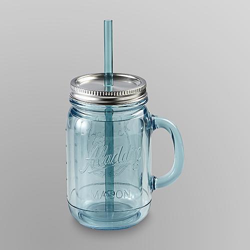 Kmart - Aladdin 20-Ounce Insulated Mason Jar Tumbler $2 + Free store pick up