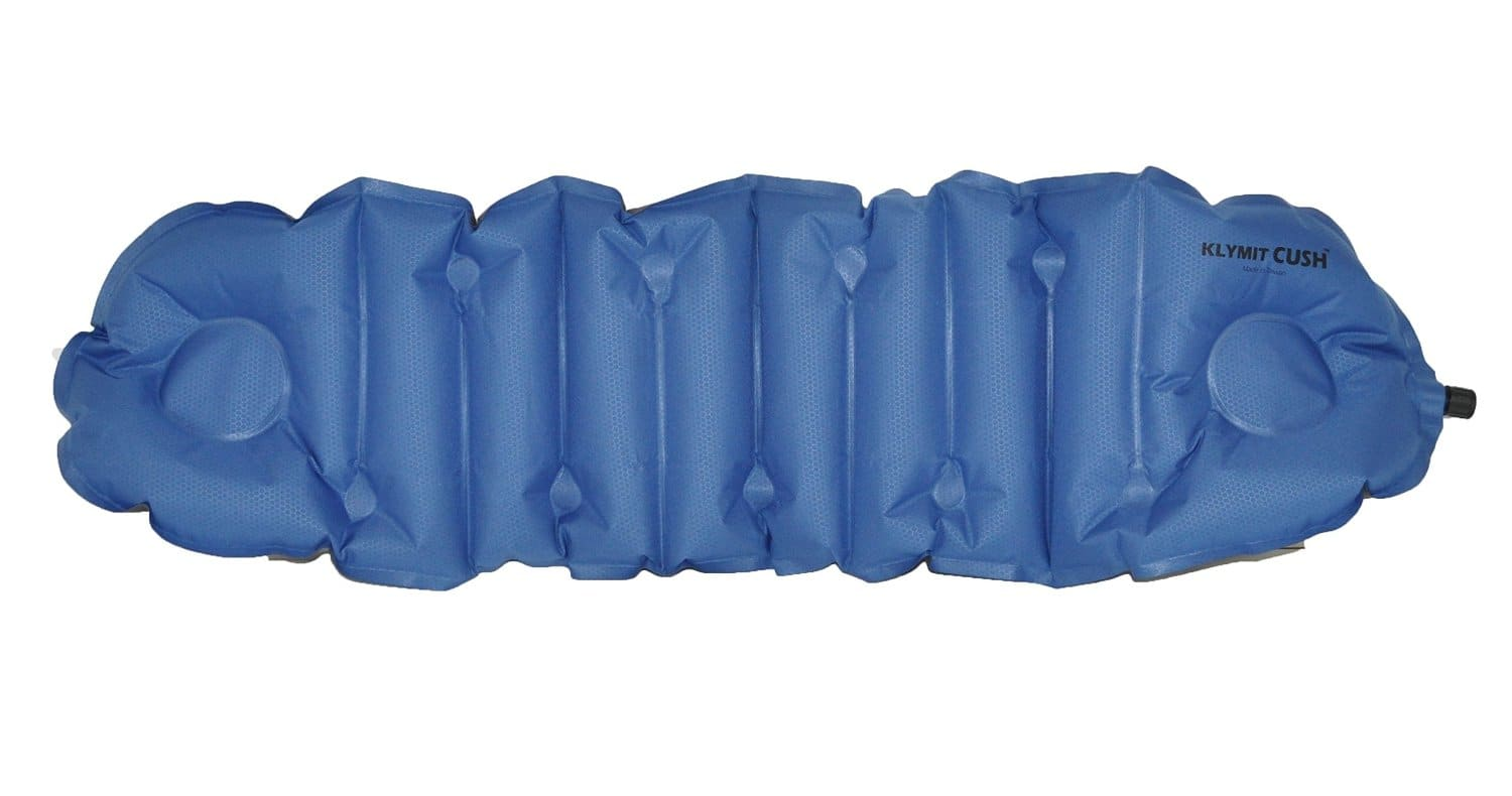Klymit Cush Inflatable Pillow & Seat Cushion  $11 & More