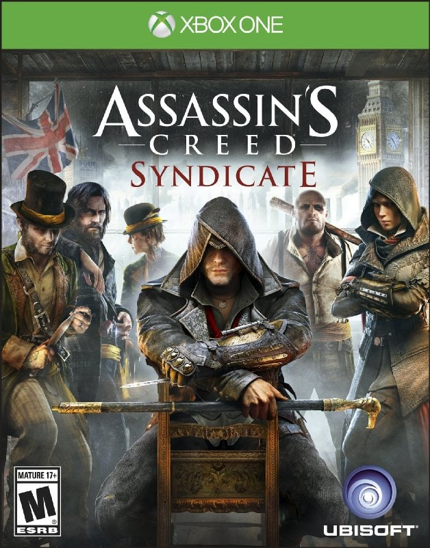 Assassin's Creed: Syndicate (Xbox One)  $17.30