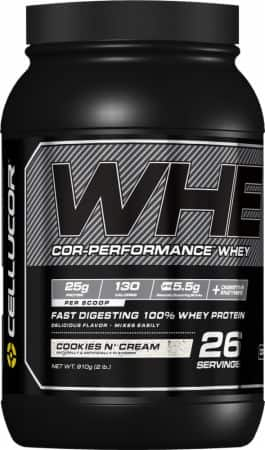 8lbs Cookies & Cream Cellucor COR - Whey Performance Protein - $60.38 Shipped at BodyBuilding.com