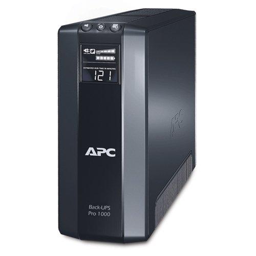APC UPS: 10-Outlet 1500VA BR1500G Backup UPS Pro $128.99, 8-Outlet 1000VA BR1000G Backup UPS Pro $93.99 + Free Shipping