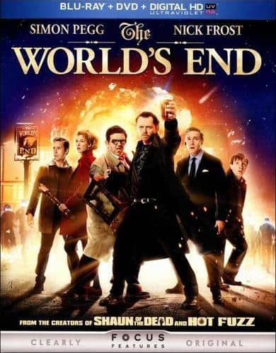Blu-ray Movies: Reservoir Dogs, The World's End  $5 Each & More